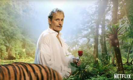 Michael Bolton's Netflix Valentine's Day Trailer Is HILARIOUS!