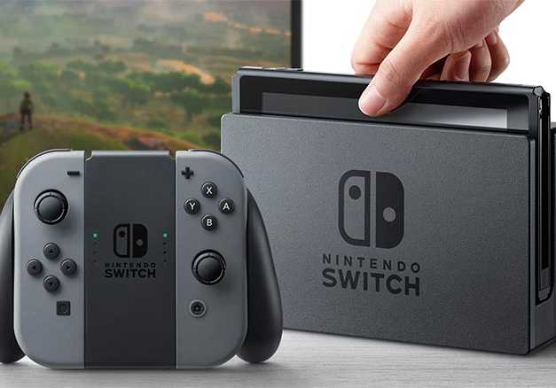 Nintendo Switch Buyers Beware, Stock Memory Won't Support Some Games