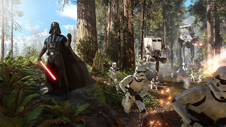 'Star Wars Battlefront 2' Confirmed With Single Player Story And More Characters