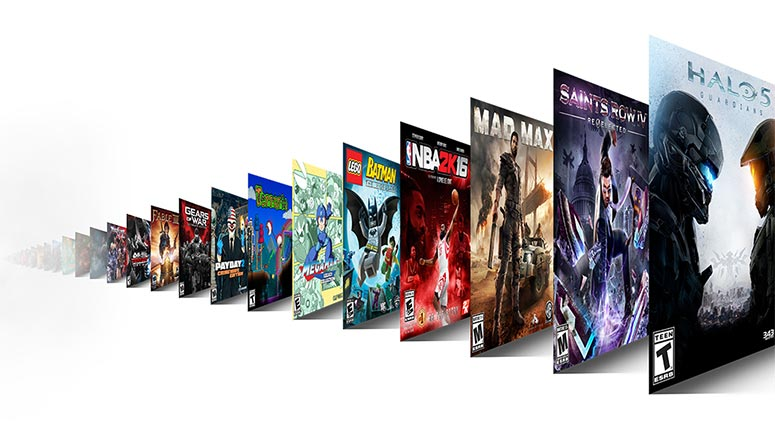 Microsoft Announces Monthly Xbox Game Pass Service