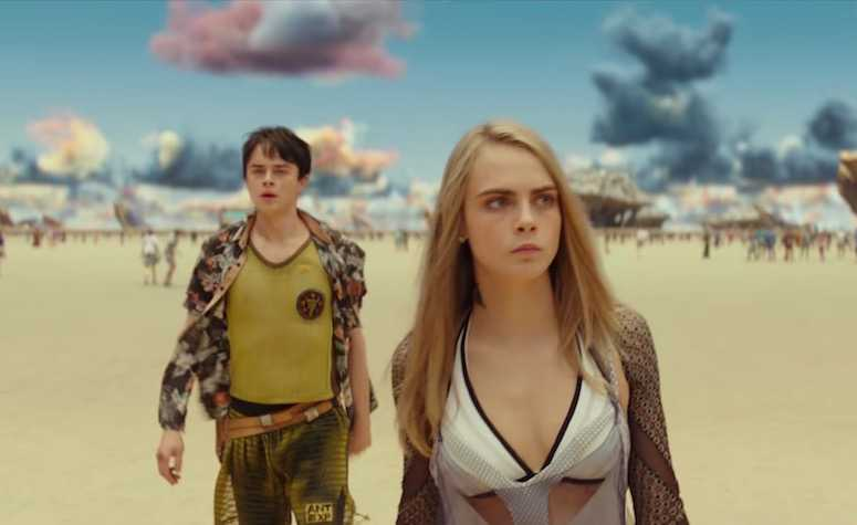 Valerian and the City of a Thousand Planets Trailer #2