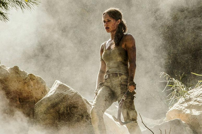 First Look At Alicia Vikander As Tomb Raider Lara Croft Is Spot On