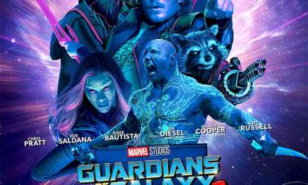 'Guardians of the Galaxy Vol. 2' Debuts New IMAX Poster