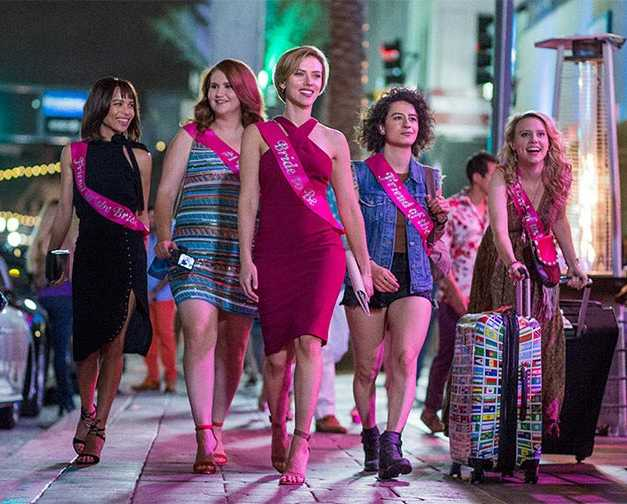 'Rough Night' NSFW Trailer Puts Scarlett Johansson Together With Kate McKinnon And A-List Comedy Cast