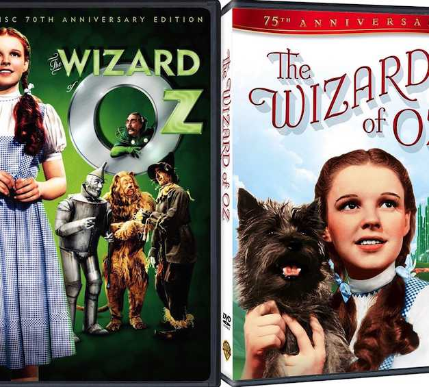 On the DVD Shelf with Eric: 'Wizard of Oz'