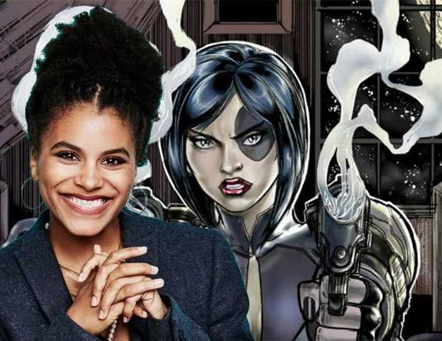 'Atlanta' Star Zazie Beetz Lands Domino Role In 'Deadpool 2'