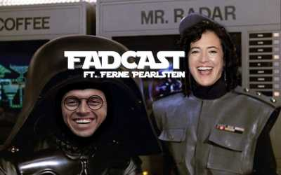 FadCast Ep. 131   Taboo Comedy Documentaries ft. 'The Last Laugh' Director Ferne Pearlstein