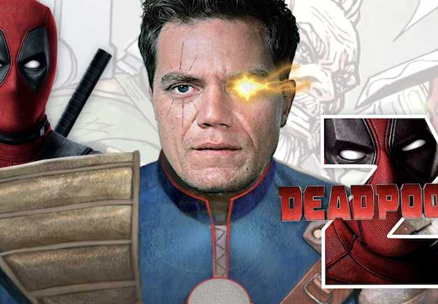 Michael Shannon Is Top Pick To Play Cable In 'Deadpool 2'