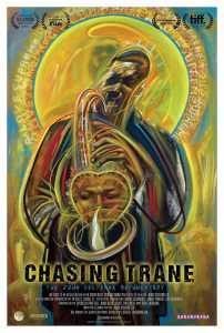 Chasing Trane Poster Review john coltrane