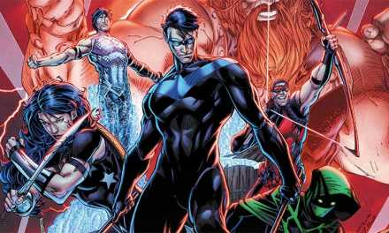 Live Action 'Titans' Series Greenlit For New DC Digital Service