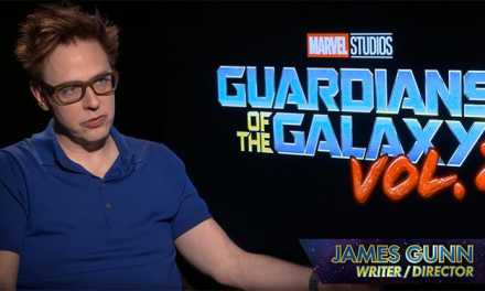 'Guardians of the Galaxy Vol. 2' IMAX Scene Footage With James Gunn Commentary
