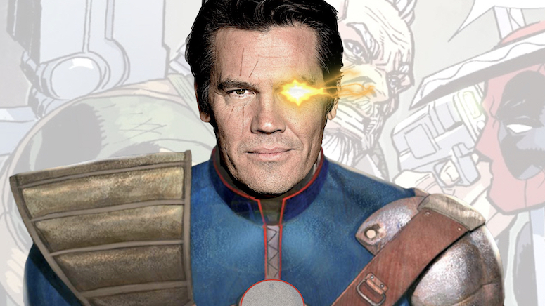 "Josh Brolin Cast As Cable For ""Deadpool 2"""