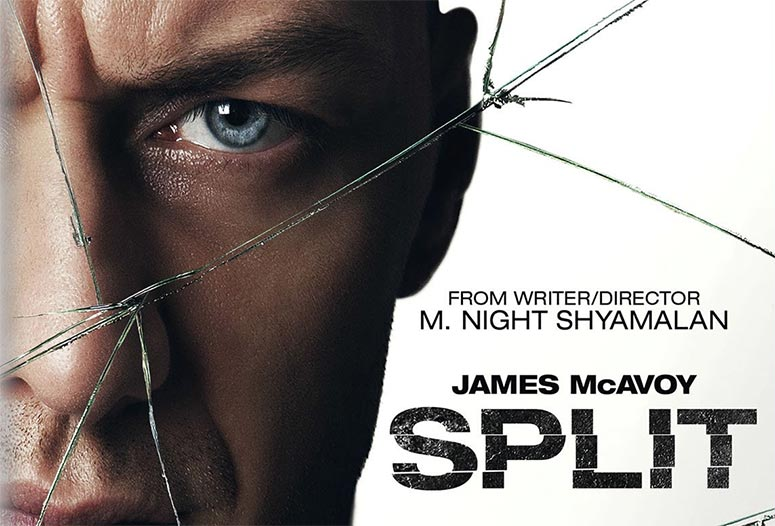 Contest: 'Split' Blu-Ray Combo Pack Giveaway