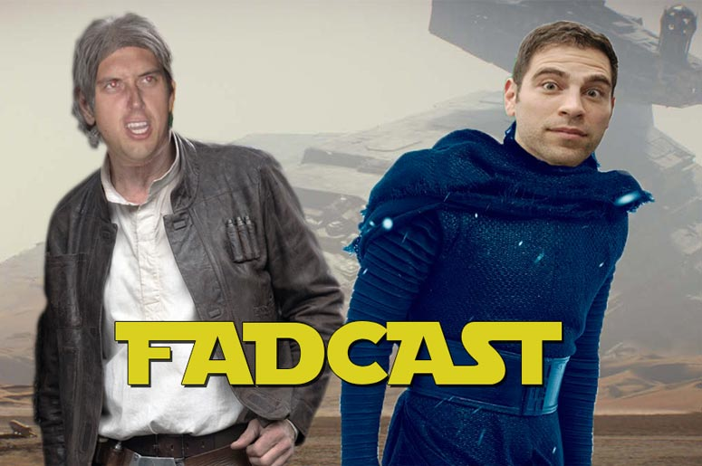FadCast Ep. 139 | Star Wars George Lucas Era Versus Disney Future