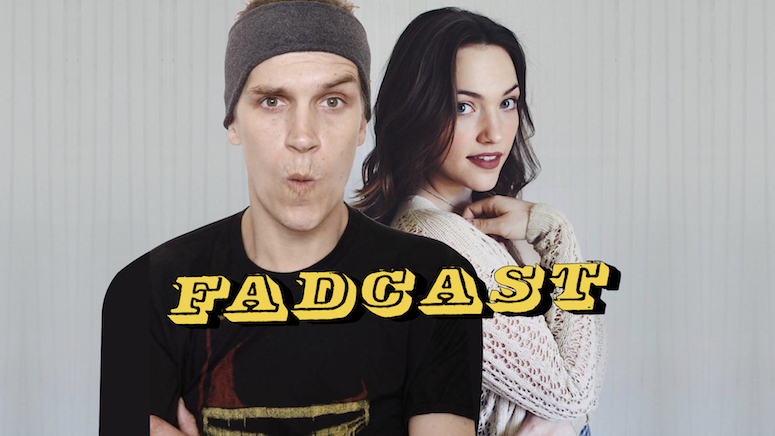 FadCast Ep. 141 | Our Time With Jason Mewes & Violett Beane At Tidewater Comicon