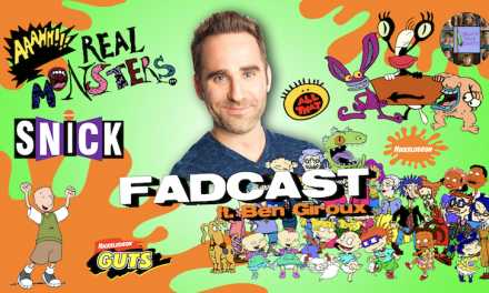 "FadCast Ep. 142 | ""Back To The 90s"" Talking Nickelodeon Nostalgia ft. Actor/Director Ben Giroux"