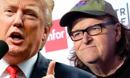 Michael Moore's 'Fahrenheit 11/9' Focuses On The Donald Trump Presidency