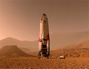 Mars-National-Geographic-Season-1-rocket-landscape