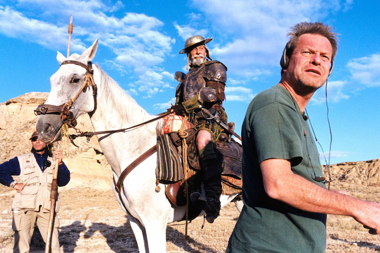 "Terry Gilliam's ""The Man Who Killed Don Quixote"" Delayed AGAIN?!?"