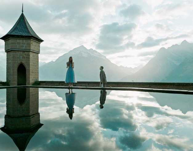 Review: 'A Cure For Wellness' Is A Beautiful Disaster