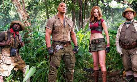 'Jumanji: Welcome To The Jungle' First Trailer Gives The Game A Digital Makeover