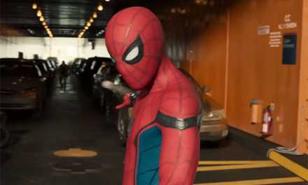 'Spider-Man: Homecoming' TV Spot Shows More Tech Suit Functionality