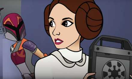 'Star Wars Forces of Destiny' Sneak Peek Highlights Iconic Women In The Films