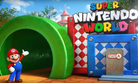 Nintendo Theme Park Trailer Arrives With Mario Kart Ride Details