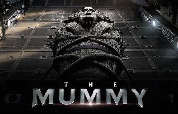 "Review: 'The Mummy' Kicks Off Dark Universe With a Resounding ""Meh.."""