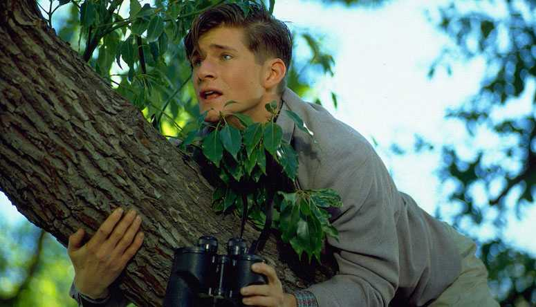 Crispin Glover lease charismatic actor