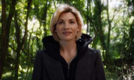 ICYMI: Jodie Whittaker is our new Doctor