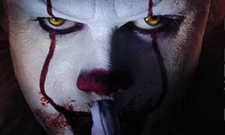 Pennywise Speaks in new 'IT' Trailer