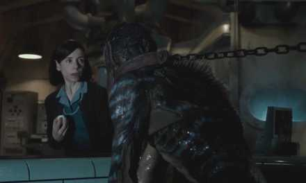 """The Shape of Water"" Trailer Shows Off Del Toro's Version of Oscarbait"