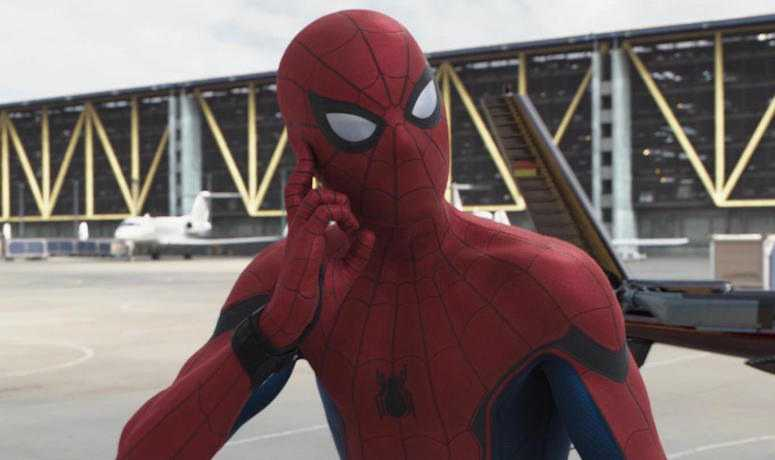 Spider-Man Homecoming Spider Sense Is Not Tingling