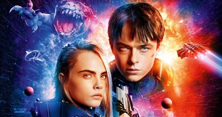 "Review: ""Valerian And The City Of A Thousand Planets"" Is Visually Stunning… And That's About It"