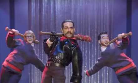 'Robot Chicken' Debuts 'The Walking Dead' Spoof Trailer