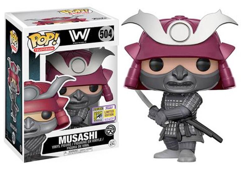 Musashi-Funko-Pop