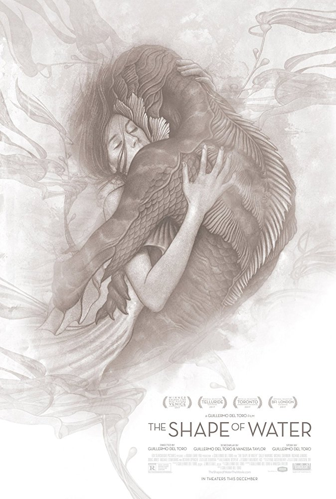 The-Shape-Of-Water-Sketch-Poster