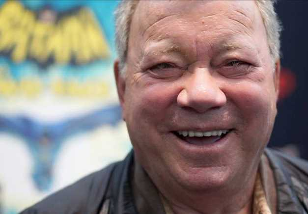 How I Almost Missed My Flight Just To Ask William Shatner Two Questions