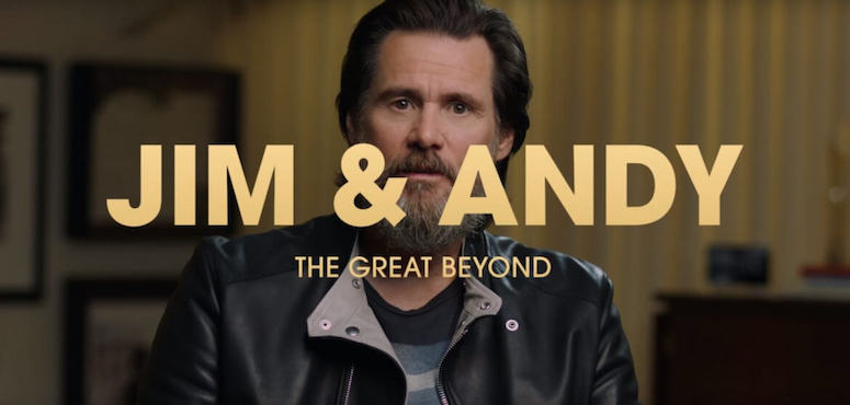 Review: 'Jim and Andy' Peels Back the Layers of Jim Carrey