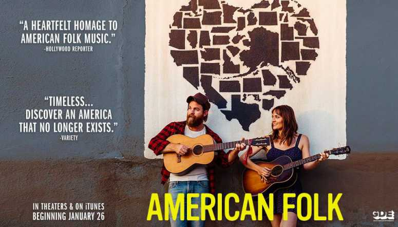 "Review: ""American Folk"" Sings, But Not Loud Enough"
