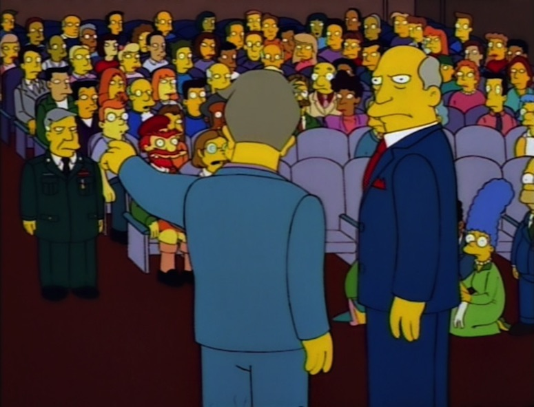 """Back to the Drawing Board: In Defense of """"The Simpsons"""" 'Principle and the Pauper' Episode"""