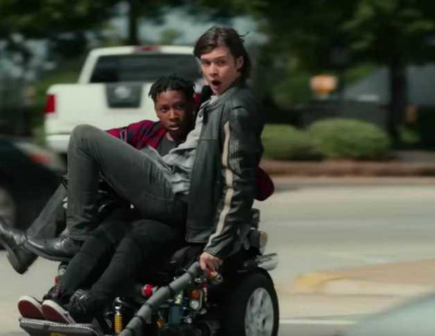 Nick Robinson Stalks Rosario Dawson Into A Relationship In 'Krystal' Trailer