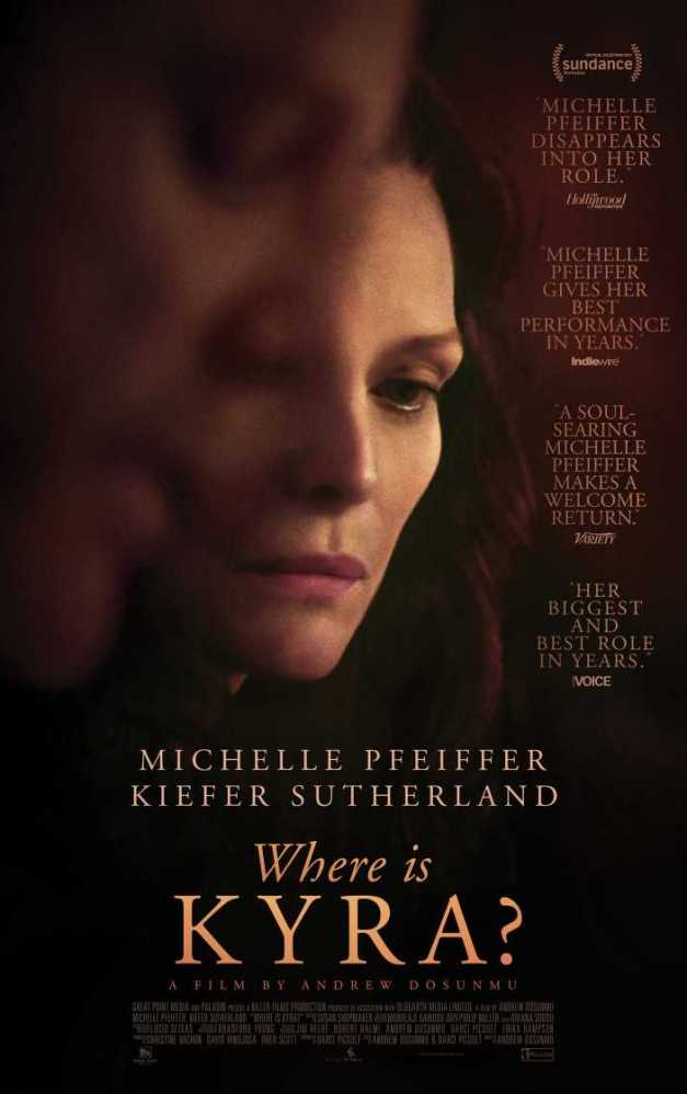 "Review: ""Where is Kyra?"" is More Life Than Movie"