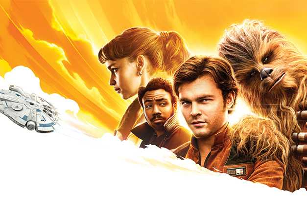 Review: 'Solo: A Star Wars Story' Is Pure Simple Fun