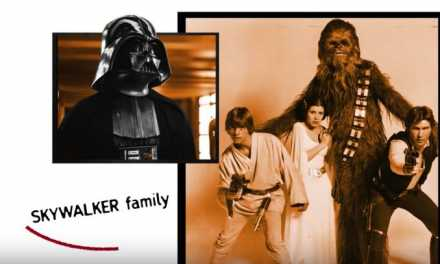 'Star Wars' Meets 'Arrested Development' In This Ron Howard Narrated Trailer