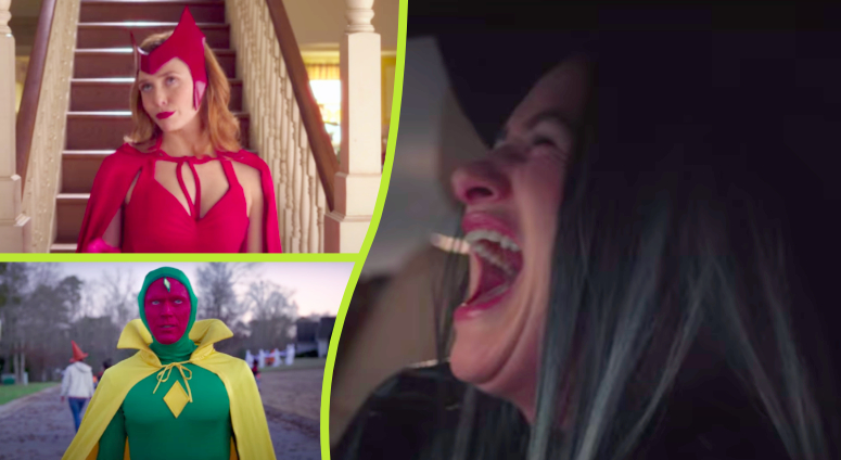WandaVision Trailer Reveals Kathryn Hahn as Likely Disney+ Series Villain