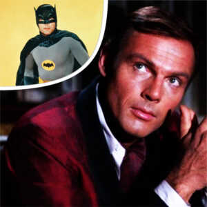 Adam West batman who did it best