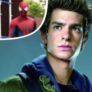 Andrew Garfield Spider-Man Best Actor Live Action