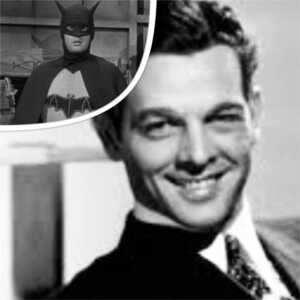 Robert Lowery batman Who did it best GOtham